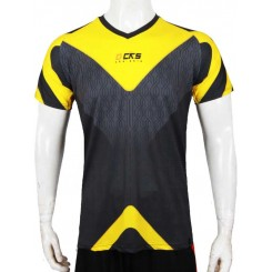 jersey cks black - yellow