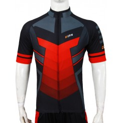short cks roadbike black - red