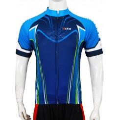 short cks roadbike stripped - blue
