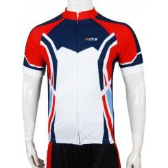 short cks roadbike white - rblue