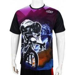 jersey cks mountain bike - purple
