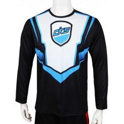 jersey cks shield - white panjang