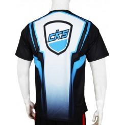 jersey cks shield - white