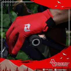 sarung tangan avelio defender red