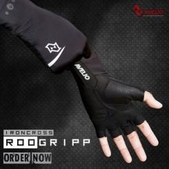 sarung tangan avelio iron cross premium black