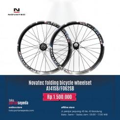 wheelset novatec 20